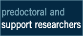 Predoctoral and support researchers