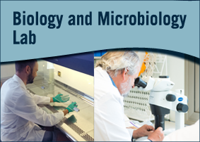 Biology and Microbiology Lab