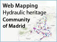 Web Mapping of the hydraulic heritage of the Community of Madrid