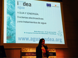 IMDEA Water, invited talk in Cientifícate III