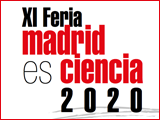 The IMDEA Institutes will participate in the XI Madrid is Science Fair 2020