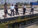 Researchers from Hunan Agricultural University (China) visit IMDEA Water